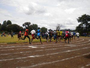 Tempolauf der Kenianer in Iten