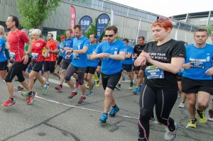 10-km-Laeufe beliebte Laufdistand