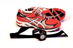 Ausrüstung Marathontraining