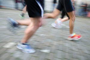 Dehnen für das Laufen wichtig