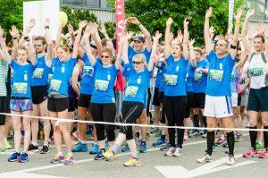 Halbmarathon Wettkampftaktik richtig durchziehen