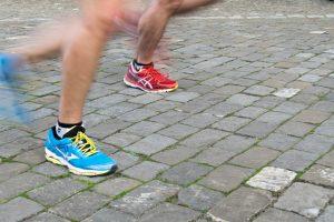 Lauftraining im Alter - Joggen