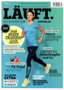 Laufzeitschriften Läuft von Laufen.de