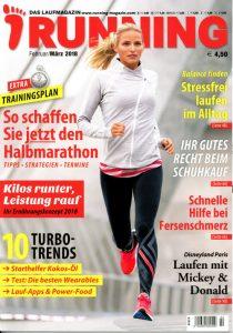 Laufzeitschriften Running