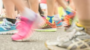 Marathontraining Woche 13