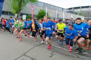 Wettkampftag Marathon