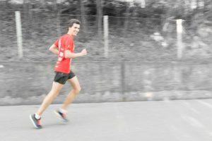 intensives Lauftraining - schneller laufen