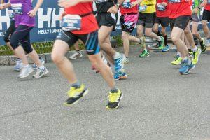 mein erster Marathonlauf