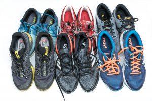 Laufschuhe kaufen - wie viele brauche ich