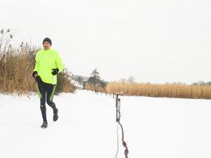 Lauftraining auf Schnee - Snow Running