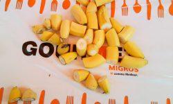 Bananen - Guter Kohlenhydratlieferant für Sportler