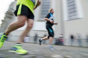 Eiweiss und Sport für Langstreckenläufer