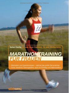 Marathontraining für Frauen - Bücher Marathon laufen