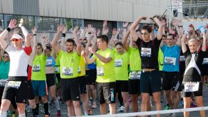 flex10plus 10 km wettkampf