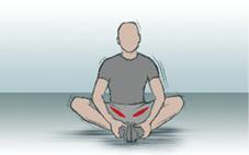 04 Unterer Rückenstrecker dehnen