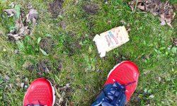 Plogging - Müll sammeln beim Joggen