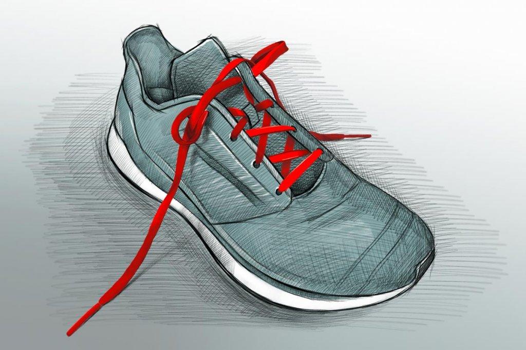 Lauftipps_Marathon_Schnuerung_Illustration_3