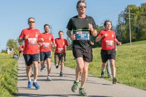 Trainingsplan Auffahrtslauf St Gallen 10-km-lauf