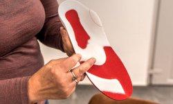 Sensomotorische Einlagen für Laufschuhe