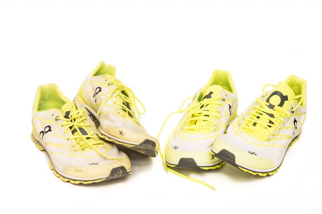 Wann brauche ich neue Laufschuhe?